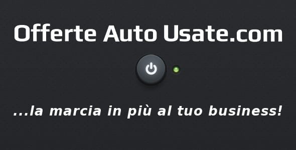 OfferteAutoUsate.com: : power on Concessionarie offerte auto usate header1